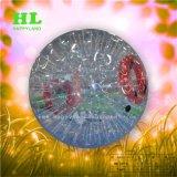 Paragolpes hinchables bola Zorb y burbuja gigante balón de fútbol