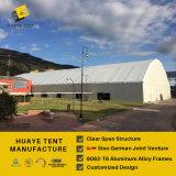 Алюминиевый шатер полигона крышек PVC структуры в Колумбия сделанном Huaye Шатром