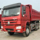 HOWO 6X6 pour camion à benne minière mine a utilisé