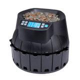 Classificador da moeda do russo Rx810 e contador da moeda
