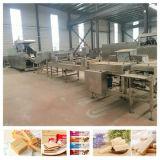 Biscoito Wafer de cookie automática completa fazendo a linha de produção da Máquina