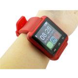 Het Slimme Horloge van Bluetooth van de Prijs van de Fabriek van Gelbert U8 voor Slimme Telefoon Android&Ios