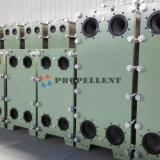 Scambiatori di calore del piatto di Gasketed per il sistema di raffreddamento del riscaldamento
