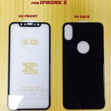 Protecteur protecteur d'écran incurvé par 2.5D en verre Tempered de bord d'accessoires de téléphone pour l'iPhone 7