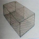 O hexagonal galvanizado médios quente Caixa de gabião