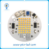 Módulo elevado do diodo emissor de luz da C.A. de Driverless 3-5W 110V/220V do lúmen para a luz de bulbo