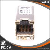 GLC-T 소형 GBIC 호환성 1000BASE-T RJ45 구리 SFP 송수신기 모듈