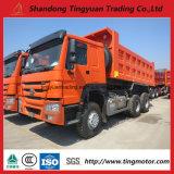 Sinotruk HOWO Lastkraftwagen mit Kippvorrichtung mit Qualität billig zu viel lagern