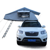 Tenda esterna di campeggio del tetto dell'automobile della tenda della parte superiore del tetto della tela di canapa esterna di SUV