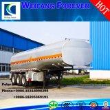 42000Lアルミニウムバルクガソリン原油の燃料のタンカー