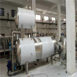 Máquina de autoclave de esterilização de alimentos de alta qualidade 2000L