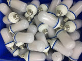 Vente en gros blanche chaude sans flammes à piles de lumière de thé de la flamme DEL de décoration de Noël