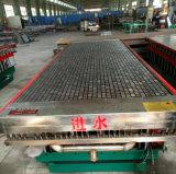 Gradeamento de fibra de vidro composto GRP gradeamento moldada de plástico reforçado com a máquina