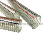 Belüftung-Stahldraht-verstärkter Schlauch für steife völlig Vakuumabsaugung