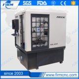 Máquina de trituração pequena do CNC do router do CNC do molde FM4040