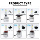 최신 판매 LED 헤드라이트 (H1 H3 H4 H7 H8 H9 H11 H13)를 가진 고품질 8000 루멘 H7 전구 LED 헤드라이트