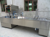 Het Vullen van het Drinkwater de Machine van de Verpakking van de Kop van de Machine met Ce