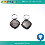 125kHz T5577 Rewritable impermeável ABS RFID Keyfob