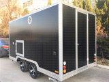 عجلات طعام عربة /Mobile مقطورة مع [قوييتي] عادية
