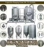 Equipo de la fábrica de cerveza de 1000L