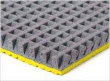 공장 직업적인 Anti-Slip 고무 Rolls 합성 물질 궤도