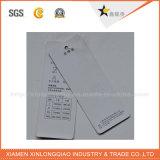 Het Document van de Douane van de Prijs van de fabriek hangt Markering
