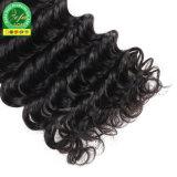 Prix de gros Virgin Remy naturel des Cheveux humains indiens de la trame
