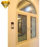 Thermischer Bruch-Aluminiumschwingen-Fenster mit doppeltem Glas