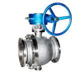 Beste Qualitätsindustrieller manueller Edelstahl-Luft-Form-Stahl-Regelventil-Kugel-Ventil-Preis