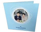 Пользовательский персональный свадебный карты с ЖК-дисплей