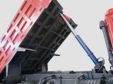 덤프 트럭을%s 3개 4개 5개의 단계 망원경 소매 단 하나 임시 액압 실린더