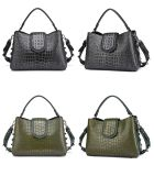 Nuovo sacchetto caldo arrivato della signora spalla di modo del progettista di vendita di alta qualità (WDL0117)