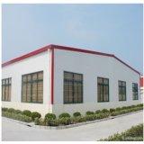 Estrutura metálica de escritórios temporários para a fábrica de aço