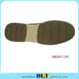 Zapatos hermoso de cuero del barco