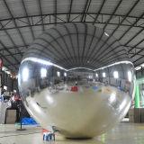 装飾/党/広告のためのBallmirrorの膨脹可能な球をカスタマイズしなさい