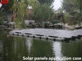 módulo solar del picovoltio de la polisilicona 250W, el panel fotovoltaico solar