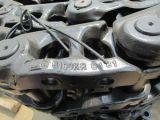 Chaîne de piste de train d'atterrissage, tiges, chaîne de chenille des pièces de rechange de bouteur d'excavatrice