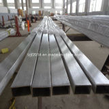 이음새가 없는 스테인리스 사각 관 ASTM A312 Tp316/316L