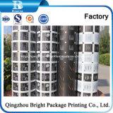 El material de envoltura Alcohol almohadilla Pre fabricado en China