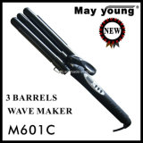 M601c Factory Supply Professional Tourmaline Hair Curling Irons