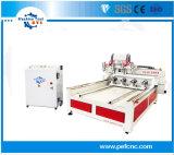 CNC plana multifunción y el alivio de la máquina de grabado F5-K1530K4