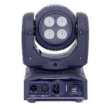 Alite Lighting 2PCS 10W Double Face Side LED Beam Moving Head Light