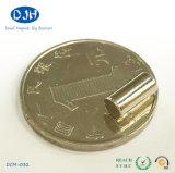 Magneet van de Cilinder NdFeB/Neodymium van de douane de Permanente met RoHS