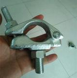 Acoplador giratorio de acero andamios en74 BS1139