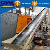 Система ленточного транспортера Sbm Width400 портативная резиновый