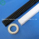 플라스틱 PA66 선반 장치를 기계로 가공하는 유연한 CNC