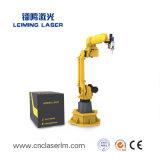 Feuilles et en coupe du tube de LMR 3D Machine de découpe laser du robot