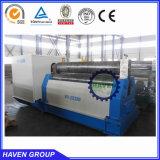 Machine de roulement symétrique mécanique de plaque de 3 rouleaux W11-20X2000
