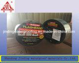 Strato autoadesivo modificato di Flshing della pellicola di alluminio/membrana impermeabile