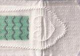 Servilletas sanitarias del anión respirable femenino del algodón